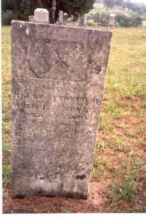 TEWKSBURY, WILLIAM - Athens County, Ohio   WILLIAM TEWKSBURY - Ohio Gravestone Photos