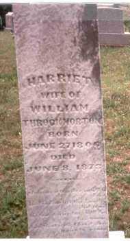 TEWKSBURY THROCKMORTON, HARRIET - Athens County, Ohio | HARRIET TEWKSBURY THROCKMORTON - Ohio Gravestone Photos