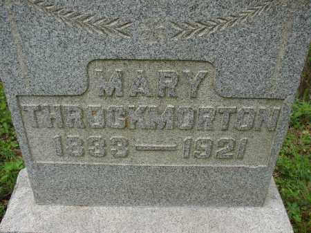 THROCKMORTON, MARY - Athens County, Ohio | MARY THROCKMORTON - Ohio Gravestone Photos