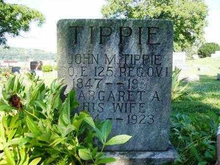 TIPPIE, JOHN - Athens County, Ohio | JOHN TIPPIE - Ohio Gravestone Photos