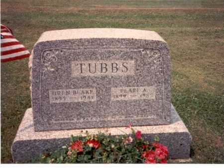 WOODYARD TUBBS, PEARL A. - Athens County, Ohio | PEARL A. WOODYARD TUBBS - Ohio Gravestone Photos