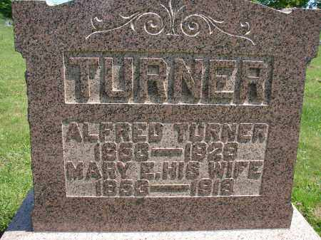 TURNER, MARY E - Athens County, Ohio | MARY E TURNER - Ohio Gravestone Photos