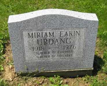 URDANG, MIRIAM - Athens County, Ohio | MIRIAM URDANG - Ohio Gravestone Photos