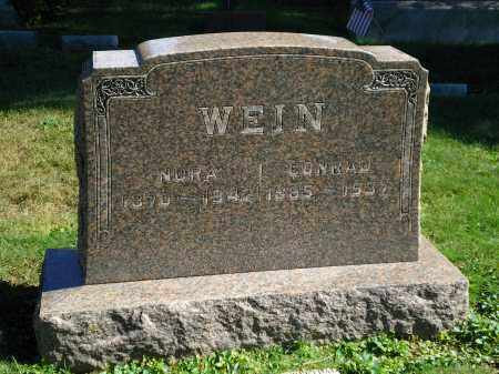 WEIN, CONRAD - Athens County, Ohio | CONRAD WEIN - Ohio Gravestone Photos