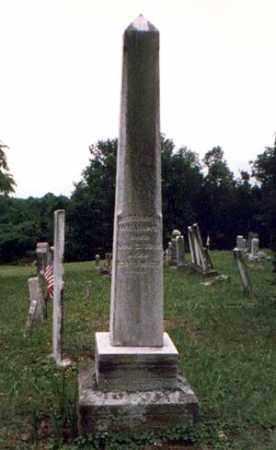 WILLIAMS, ABRAHAM - Athens County, Ohio | ABRAHAM WILLIAMS - Ohio Gravestone Photos