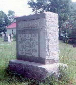 WILLIAMS, LEROY - Athens County, Ohio | LEROY WILLIAMS - Ohio Gravestone Photos