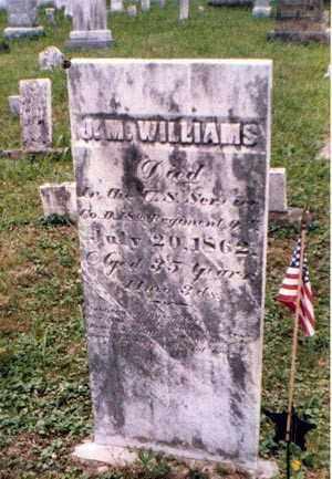 WILLIAMS, JEREMIAH - Athens County, Ohio   JEREMIAH WILLIAMS - Ohio Gravestone Photos