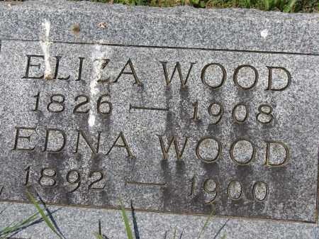 WOOD, EDNA - Athens County, Ohio   EDNA WOOD - Ohio Gravestone Photos