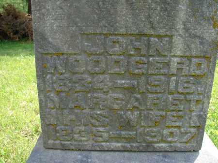 WOODGERD, MARGARET - Athens County, Ohio | MARGARET WOODGERD - Ohio Gravestone Photos