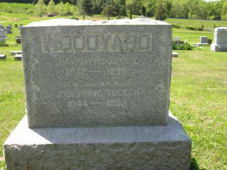 WOODYARD, TRAVIS W. - Athens County, Ohio | TRAVIS W. WOODYARD - Ohio Gravestone Photos