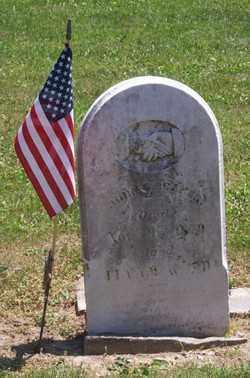 BAKER, JOHN L. - Auglaize County, Ohio | JOHN L. BAKER - Ohio Gravestone Photos