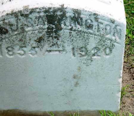 BARRINGTON, MARY J. - Auglaize County, Ohio | MARY J. BARRINGTON - Ohio Gravestone Photos