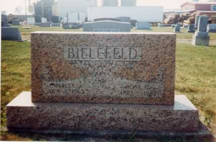 BIELEFELD, CHARLES J. - Auglaize County, Ohio | CHARLES J. BIELEFELD - Ohio Gravestone Photos