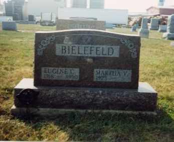 BIELEFELD, EUGENE C. - Auglaize County, Ohio | EUGENE C. BIELEFELD - Ohio Gravestone Photos