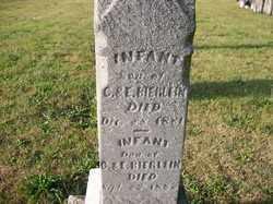 BIERLEIN, INFANT SON - Auglaize County, Ohio   INFANT SON BIERLEIN - Ohio Gravestone Photos