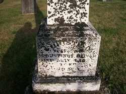 BREWER, CHRISTINA - Auglaize County, Ohio | CHRISTINA BREWER - Ohio Gravestone Photos
