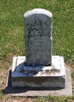 CAMPBELL, JOHN - Auglaize County, Ohio | JOHN CAMPBELL - Ohio Gravestone Photos