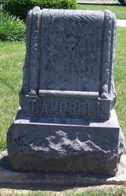 CAMPBELL, MARTHA J. - Auglaize County, Ohio | MARTHA J. CAMPBELL - Ohio Gravestone Photos