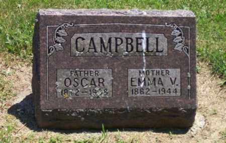 CAMPBELL, OSCAR - Auglaize County, Ohio | OSCAR CAMPBELL - Ohio Gravestone Photos