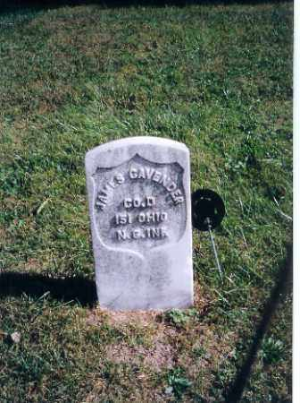 CAVENDER, JAMES - Auglaize County, Ohio | JAMES CAVENDER - Ohio Gravestone Photos