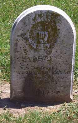 CAZAD, MERCY - Auglaize County, Ohio | MERCY CAZAD - Ohio Gravestone Photos