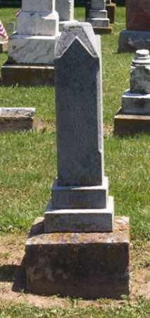 COCHLIN, THOMAS AFTEN - Auglaize County, Ohio | THOMAS AFTEN COCHLIN - Ohio Gravestone Photos