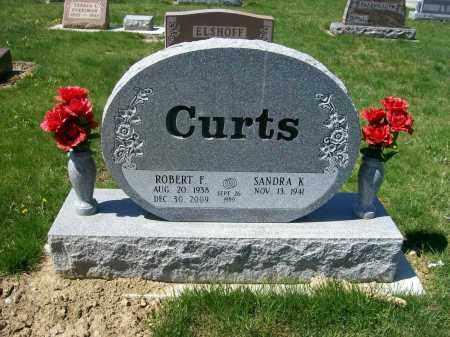 CURTS, ROBERT F. - Auglaize County, Ohio | ROBERT F. CURTS - Ohio Gravestone Photos