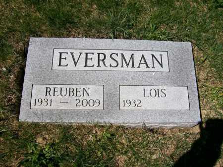 EVERSMAN, LOIS - Auglaize County, Ohio | LOIS EVERSMAN - Ohio Gravestone Photos
