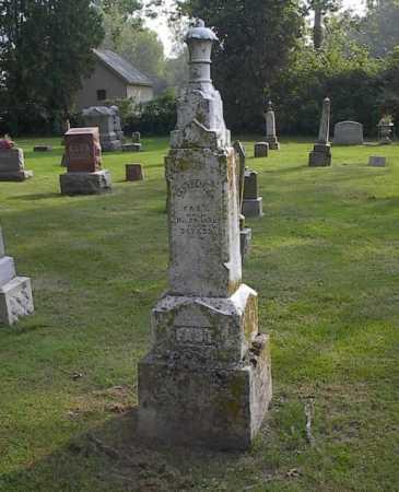 FAST, ANDREW JACKSON - Auglaize County, Ohio | ANDREW JACKSON FAST - Ohio Gravestone Photos