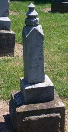 FRISCHE, INFANT SON - Auglaize County, Ohio | INFANT SON FRISCHE - Ohio Gravestone Photos