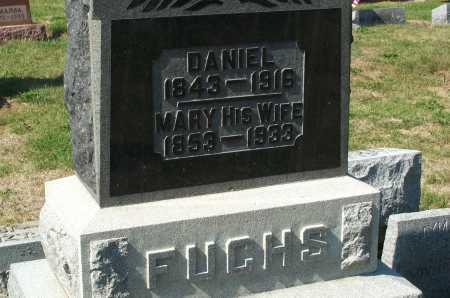 FUCHS, MARY - Auglaize County, Ohio   MARY FUCHS - Ohio Gravestone Photos