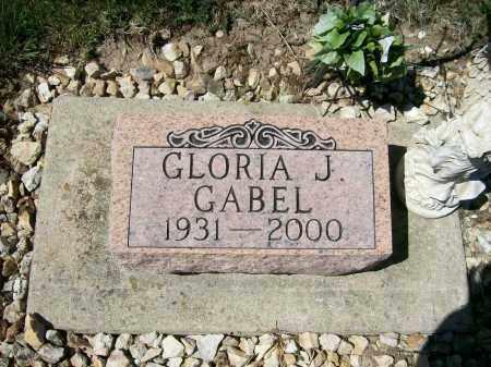 GABEL, GLORIA J. - Auglaize County, Ohio | GLORIA J. GABEL - Ohio Gravestone Photos