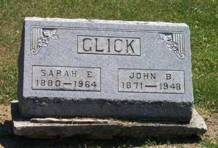GLICK, JOHN B. - Auglaize County, Ohio | JOHN B. GLICK - Ohio Gravestone Photos