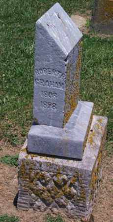 GRAHAM, ROBERT - Auglaize County, Ohio   ROBERT GRAHAM - Ohio Gravestone Photos