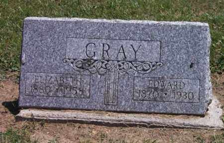 GRAY, EDWARD - Auglaize County, Ohio | EDWARD GRAY - Ohio Gravestone Photos