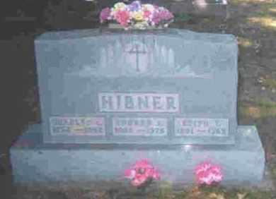 HIBNER, EDWARD A. - Auglaize County, Ohio | EDWARD A. HIBNER - Ohio Gravestone Photos