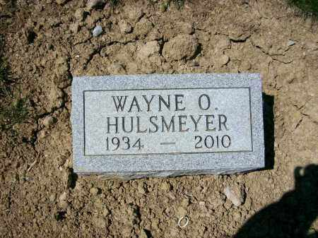 HULSMEYER, WAYNE O. - Auglaize County, Ohio | WAYNE O. HULSMEYER - Ohio Gravestone Photos
