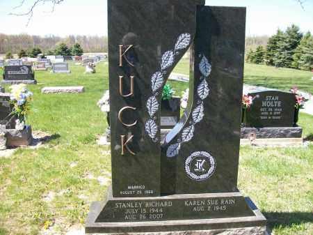 KUCK, KAREN SUE RAIN - Auglaize County, Ohio | KAREN SUE RAIN KUCK - Ohio Gravestone Photos