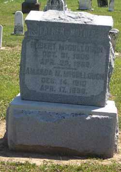 MCCULLOUGH, ROBERT - Auglaize County, Ohio | ROBERT MCCULLOUGH - Ohio Gravestone Photos
