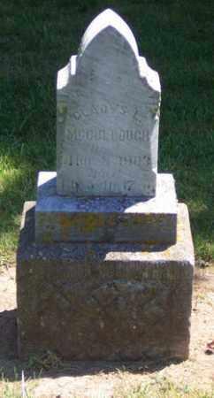 MCCULLOUGH, GLAYDS - Auglaize County, Ohio   GLAYDS MCCULLOUGH - Ohio Gravestone Photos