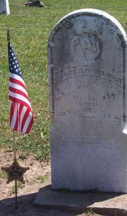 MCCULLOUGH, JAMES H - Auglaize County, Ohio   JAMES H MCCULLOUGH - Ohio Gravestone Photos