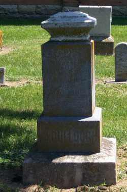 MCCULLOUGH, ARCHABALD - Auglaize County, Ohio   ARCHABALD MCCULLOUGH - Ohio Gravestone Photos