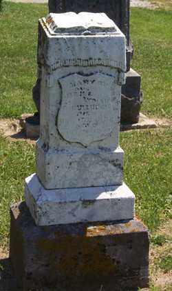 MCCULLOUGH, MARY M. - Auglaize County, Ohio | MARY M. MCCULLOUGH - Ohio Gravestone Photos