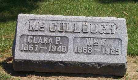 GRAY MCULLOUGH, CLARA P. - Auglaize County, Ohio | CLARA P. GRAY MCULLOUGH - Ohio Gravestone Photos