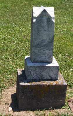 MCULLOUGH, ARCHIE B - Auglaize County, Ohio | ARCHIE B MCULLOUGH - Ohio Gravestone Photos