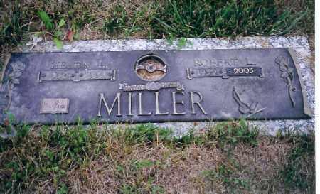 MILLER, ROBERT L. - Auglaize County, Ohio | ROBERT L. MILLER - Ohio Gravestone Photos