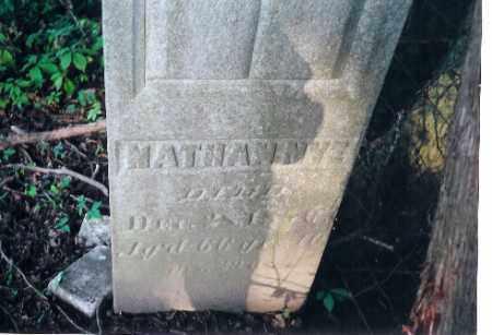 NYE, NATHAN - Auglaize County, Ohio   NATHAN NYE - Ohio Gravestone Photos