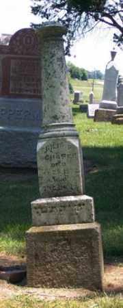 SCHAFER, PHILP - Auglaize County, Ohio | PHILP SCHAFER - Ohio Gravestone Photos