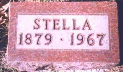 SIBERT SCHAFFER, STELLA - Auglaize County, Ohio   STELLA SIBERT SCHAFFER - Ohio Gravestone Photos