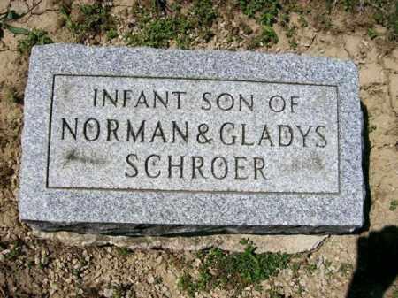 SCHROER, INFANT SON - Auglaize County, Ohio | INFANT SON SCHROER - Ohio Gravestone Photos